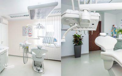 První návštěva dentální hygienistky